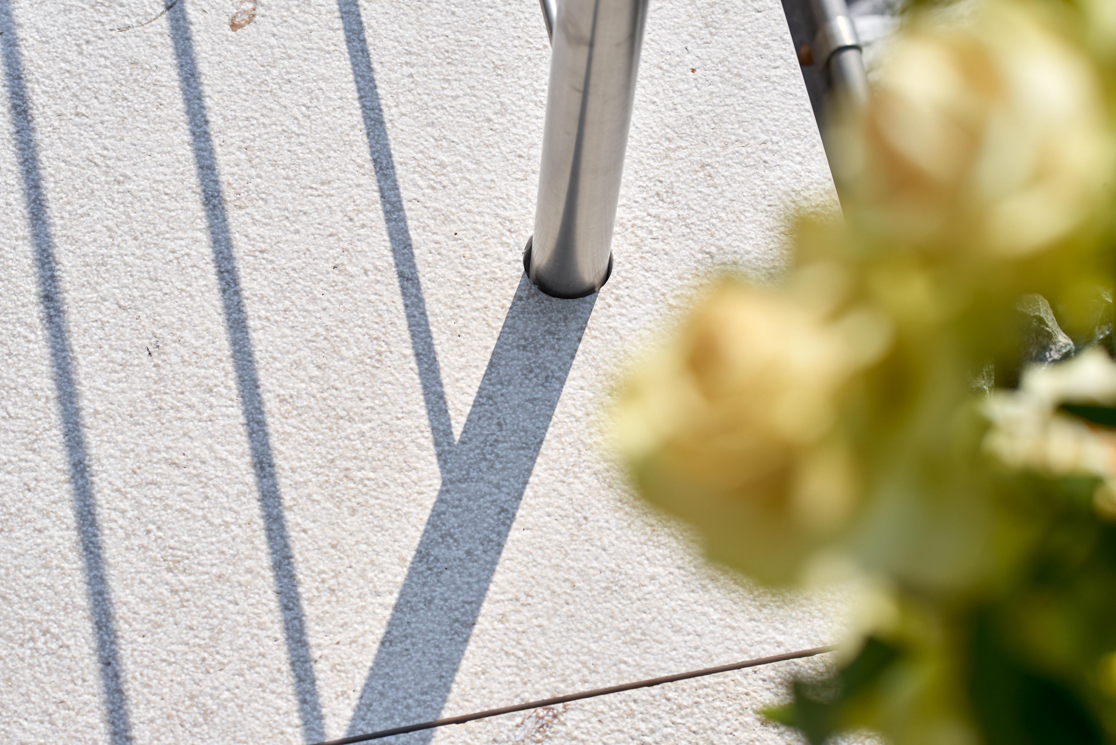 Kanfanar Naturstein im Detail